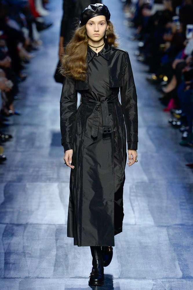 trench, la proposta di Dior