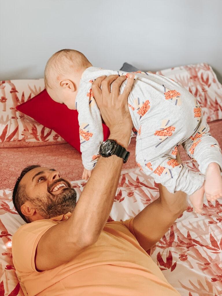 tutine per neonato in cotone
