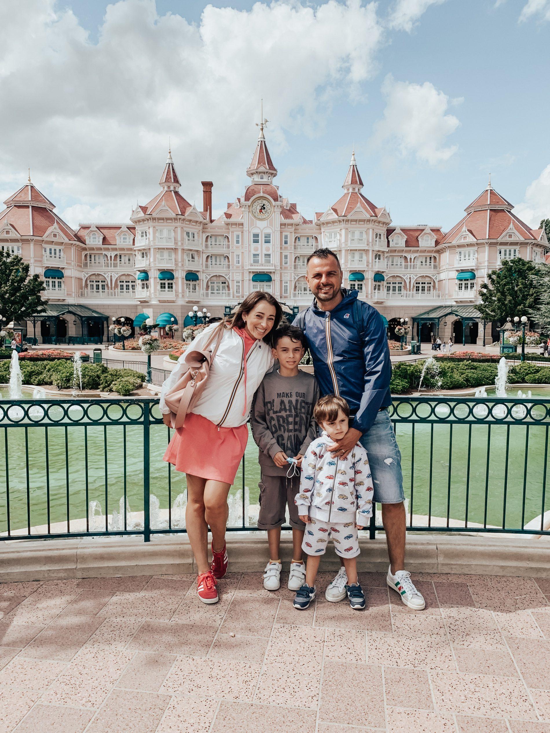 vacanza famiglia disneyland paris