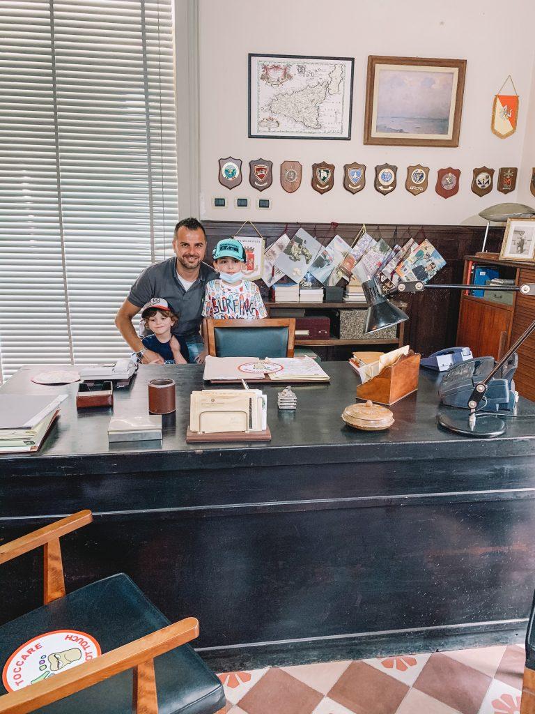 municipio scicli stanza commissario montalbano