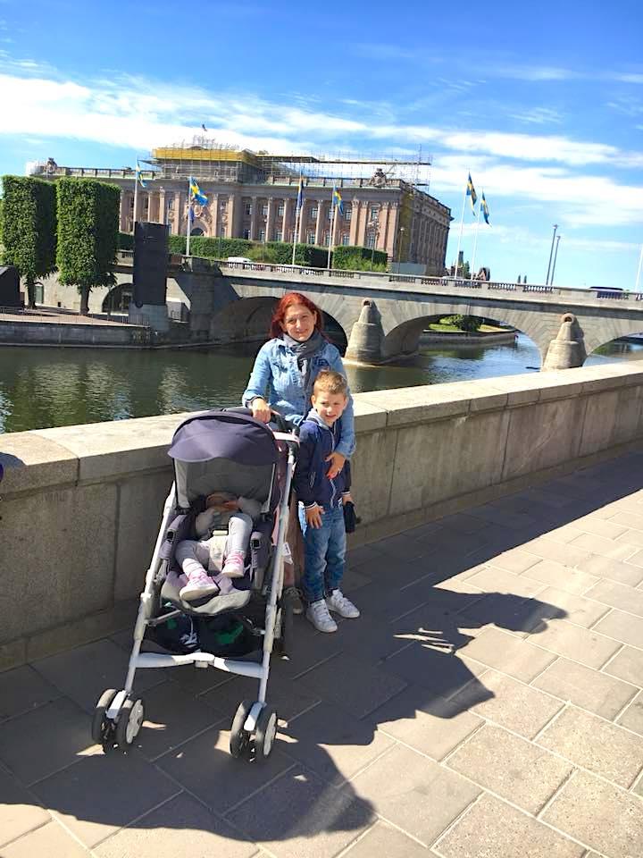 Visitare città del baltico con bambini