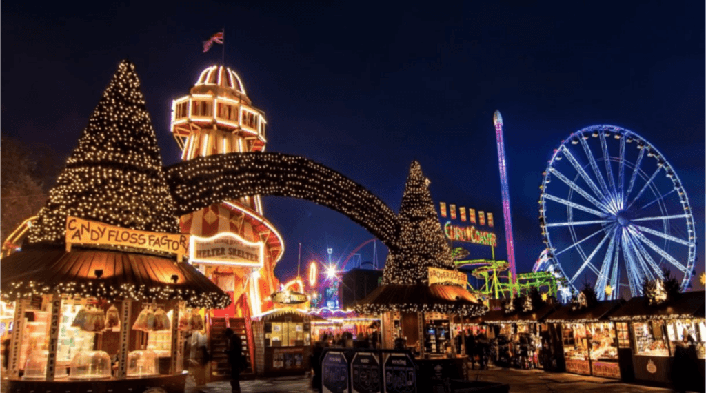 winter wonderland londra natale 2019