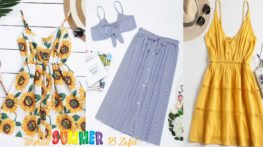 wishlist moda primavera estate zaful