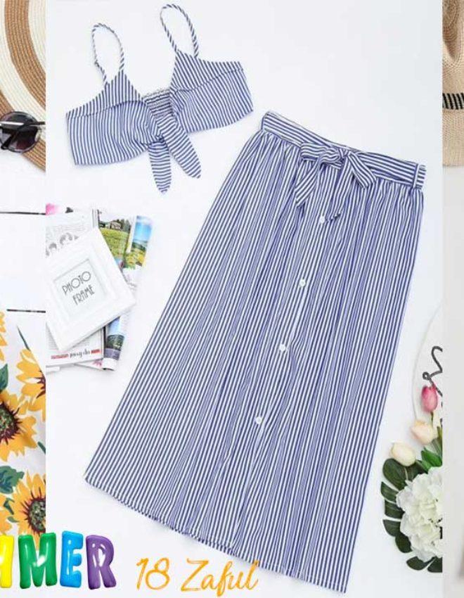 La mia wishlist moda primavera estate di Zaful. I miei capi preferiti
